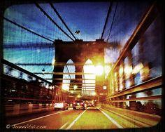 Brooklyn Bridge, Brooklyn Bridge Art, Brooklyn Bridge Print, NYC Print, NYC Art, Urban Art, New York City, New York City Print, Manhattan