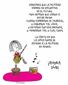 Felicidad -Ofelia -Julieta Arroquy