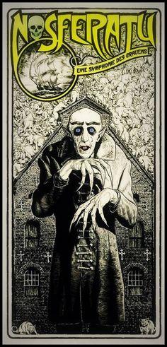 Nosferatu by Chris Weston
