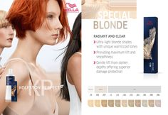 Wella Professionals Koleston Perfect ME+ Special Blonde. Shades Of Blonde, Color Charts, Cool Tones, Hair, Color Boards, Colors, Colour Chart, Strengthen Hair