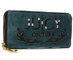 cheap - Cheap and Best Juicy Couture Wallets - Dark Green - Wholesale Discount Price    Tag: Discount Authentic Juicy Couture Wallets Hot Sale, Cheap Juicy Couture Wallets New Arrivals, Original Juicy Couture Wallets outlet, Wholesale Juicy Couture Wallets store