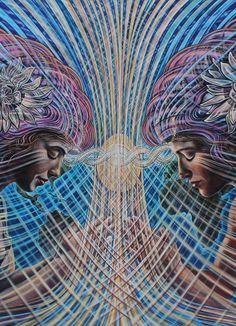 Limbic Resonance | Amanda Sage Art