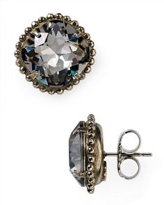 45.00$  Buy here - http://vibbb.justgood.pw/vig/item.php?t=05wxn82997 - Sorrelli Round Crystal Stud Earrings 45.00$