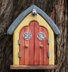 Four Seasons Fairy Door