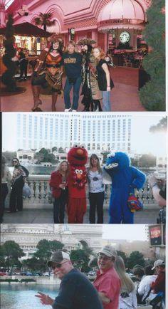 Las Vegas with friends