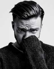 """Y'know, life doesn't happen in black and white...the medium temperature, the gray area, the place between black and white- that's the place where life happens."" - Justin Timberlake"