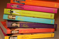 Book 15/50: Pretty Little Liars 4 (50/50 me challenge: Read 50 books and watch 50 movies in 2012)