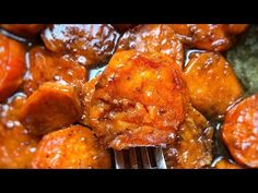 How to Make Southern Candied Yams ! How to Make Southern Candied Yams ! Smashed Sweet Potatoes, Yam Or Sweet Potato, Candied Sweet Potatoes, Sweet Potato Recipes, Stove Top Candied Yams, Best Candied Yams Recipe, Southern Candied Yams, Holiday Side Dishes, Thanksgiving Side Dishes
