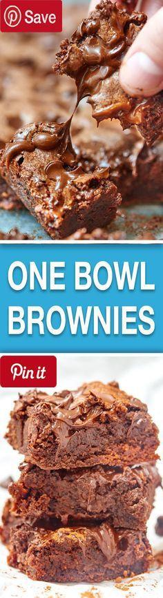 ... Brownies on Pinterest | Brownies, Cheesecake brownies and Caramel