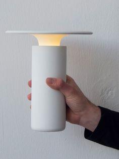 Pottery Project Pott spanische Keramik Lampe Nais Luis Eslava #keramik #led #lampe #design #ton