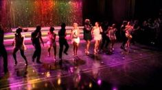 "GLEE - Full Performance of ""Boogie Shoes"", via YouTube."