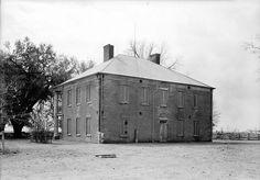 Chretien Point Plantation Mansion, Sunset Louisiana Pictures 1