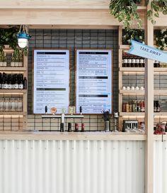 *인더스트리얼 디자인, 상업공간에 입혀지다 [ techné ] souvlaki restaurant :: 5osA: [오사]