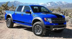 Ford F-150 SVT Raptor Trucks
