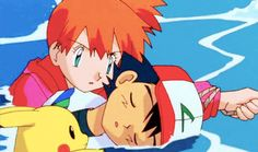 """12. She'll risk her life for someone else.   Community Post: 32 Reasons Misty From """"Pokémon"""" Is The Very Best"""