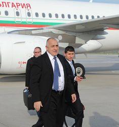 Борисов кацна в Атина, открива Делфийския икономически форум