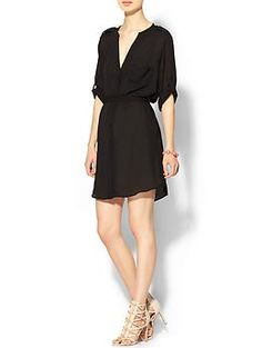 Collective Concepts Shirt Dress | Piperlime | $79 | 100% polyester | looks sheer