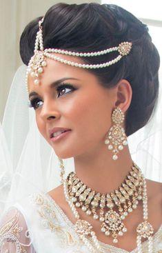 Indian wedding jewelry - Indian wedding hairstyles - Bridal jewellery indian - Indian bridal - - Indian wedding jewelry, Indian wedding hairstyles, Bridal jewellery indian, Indian bridal, Indian b - Indian Wedding Jewelry, Bridal Jewelry, Indian Jewelry, African Jewelry, Pakistani Jewelry, Indian Weddings, Make Up Braut, Indian Wedding Hairstyles, Hairstyle Wedding