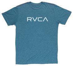 RVCA Big Rvca - Aegean Blue - H603100B   RVCA.com