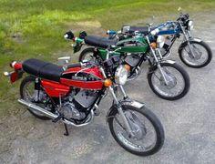 1974 Benelli 2C 250