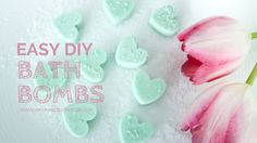 Easy DIY Bath Bombs without citric acid!