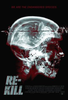 Re-Kill (2015) Film Poster
