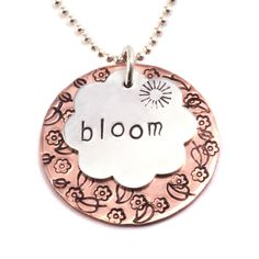 Free online class ~ Stamping on Metal