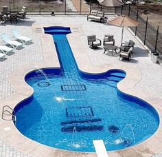 Guitar Pool!  Wow! So innovative especially for guitar lovers!        Aline