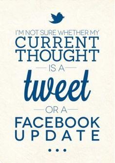 #SocialMediaTroubles