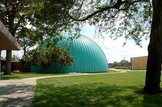 Robert T. Longway Planetarium, Flint, Michigan, 1958------ Memories