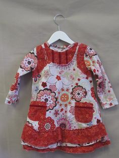 This Baby Nay dress just screams personality. One of my favorites! I can't wait to send this to a lucky subscriber!