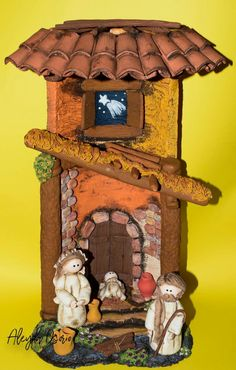 Mi último trabajo Wooden Crafts, Bottle Crafts, Craft Activities, Merry Christmas, Christmas Decorations, Fairy, Outdoor Decor, Rey, Biscuit