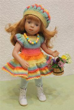Волшебные моменты, или история о подарочке, согревшем сердце. Игровые куклы Minouche от Sylvia Natterer, Kathe Kruse / Куклы Sylvia Natterer, Minouche и другие. Kathe Kruse и Petitcollin / Бэйбики. Куклы фото. Одежда для кукол