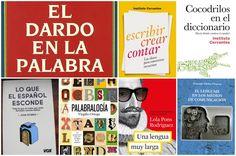 7 libros sobre el uso del lenguaje. Curiosidades, aprendizaje, revisión... - https://www.actualidadliteratura.com/7-libros-uso-lenguaje-aprendizaje-revision/