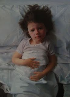 One of my favourite paintings from the BP Portrait Award this year.
