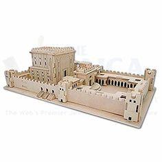 3d model temple $14.99
