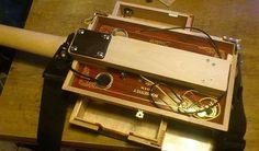 ... und wieder zusammenbauen Box, Projects, Guitar, Log Projects, Snare Drum, Blue Prints