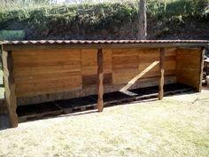 Pallet Shed for Firewood Storage   99 Pallets