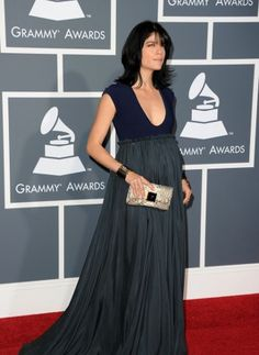 Evening Dresses for Pregnant Women in Hollywood