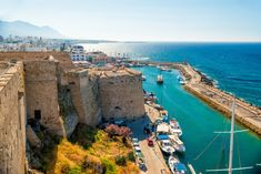 Everything about the most popular spa destinations in Cyprus and the best spa hotels and beach resorts with advanced wellness facilities and professional therapists. Cancun, Kyrenia Cyprus, Resorts, Best Spa, Fortification, Bangkok Thailand, Luxury Travel, Birds In Flight, Seaside