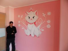 marie aristocats baby nursery - Google zoeken ((oh my gods. This is way too cute!))