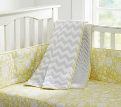 Georgia Nursery Bedding #PotteryBarnKids