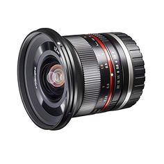 Objektiv walimex pro CSC Fuji X schwarz & Camcorder Nikon, Sony, Filter, Camera Gear, Camcorder, Binoculars, Fuji, Products, Aperture