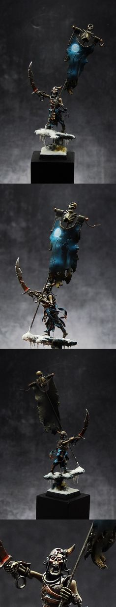 The Ugly Little Skeleton - Slayer Sword - GD Italy 2013
