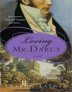 This woman wrote a bunch of books that were supposed to take place after Elizabeth and Mr. Darcy get married.