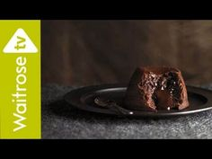 Will Torrent's Chocolate and Hazelnut Fondants | Waitrose