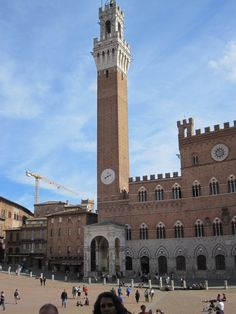 Siena - want to go back!