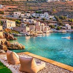Aug 2017 - Greece Travel Inspiration - the Greek Islands are a bucket list destination for a good reason, let me show you how we spent 2 days in Santorini relaxing! Vacation Destinations, Dream Vacations, Vacation Spots, Places To Travel, Places To See, Places Around The World, Around The Worlds, Greece Travel, Greek Islands