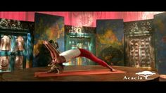 Shiva Rea: Earth Flow Practice (20 min) Simple Earth Flow but beautifully executed!