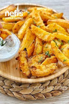 Mısır Unlu Çıtır Patates – Nefis Yemek Tarifleri Great Recipes, Vegan Recipes, Cooking Recipes, Favorite Recipes, Delicious Recipes, Crispy Potatoes, Roasted Potatoes, Tasty, Yummy Food